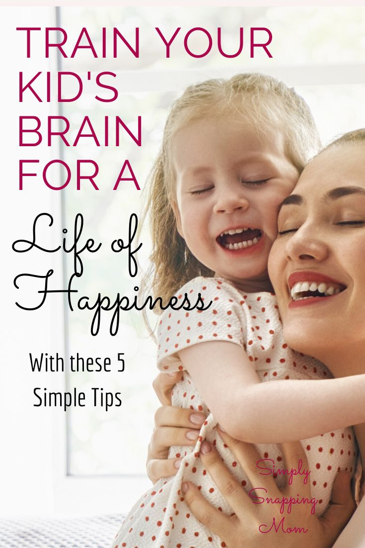 Training Your Kids for Happiness
