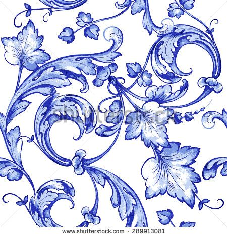 Floral Stock Vectors Vector Clip Art