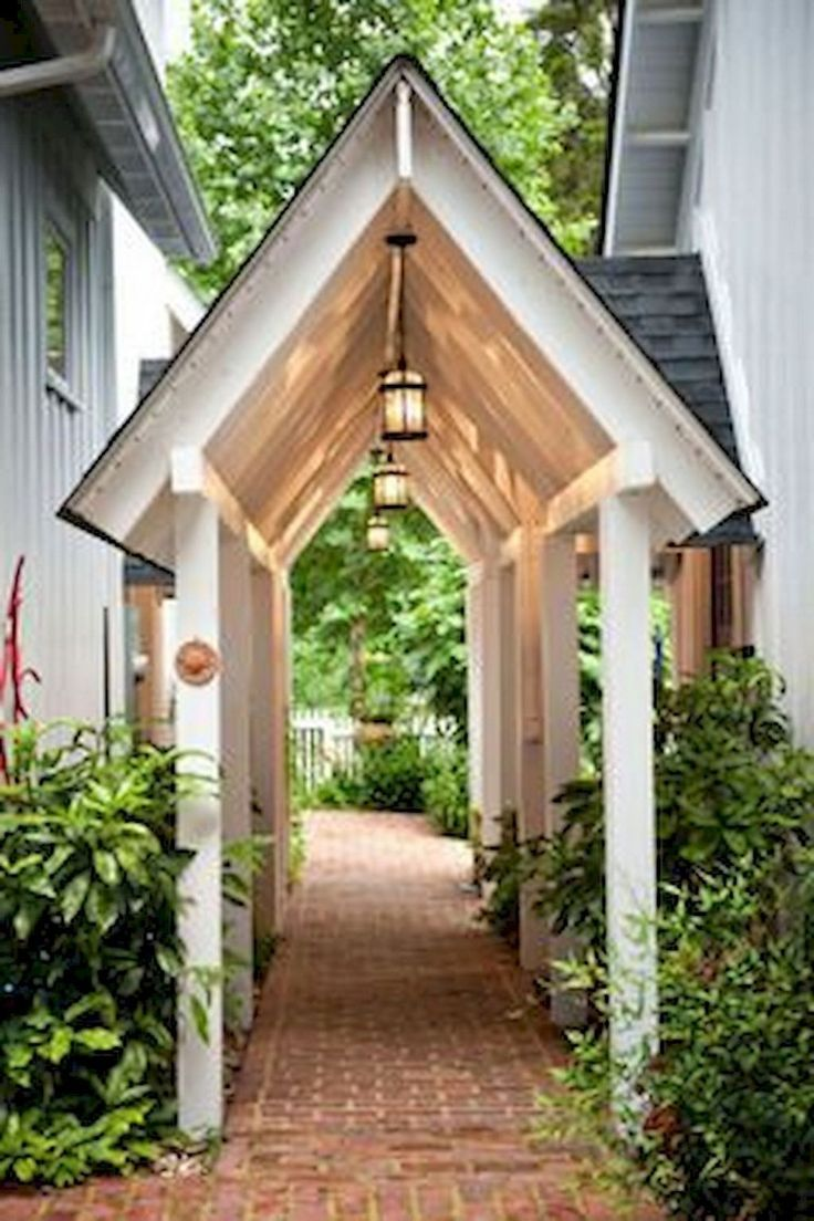 80 beautiful modern farmhouse exterior design ideas
