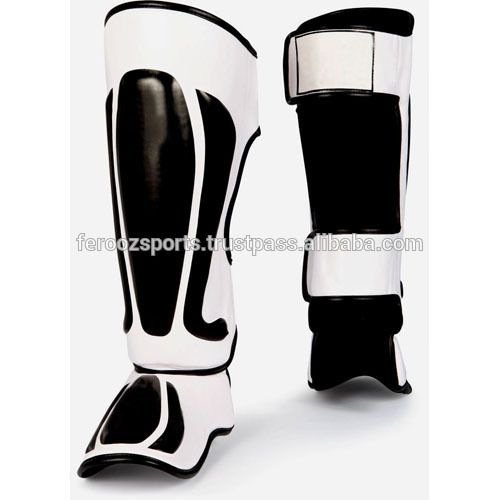 Check out this product on Alibaba.com App:Top Model Muay Thai Shin Pads Shin Guards Pro Genuine Leather/Artificial Leather https://m.alibaba.com/ZZVFZf