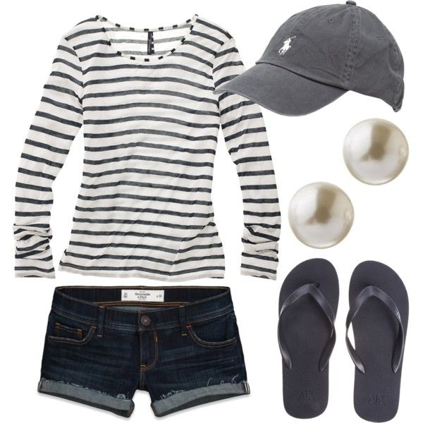 casualCasual Outfit, Summer Day, Summer Outfits, Flip Flops, Comfy Casual, Spring Summe, Casual Summer Outfit, Baseball Games, Comfy Summer Outfit