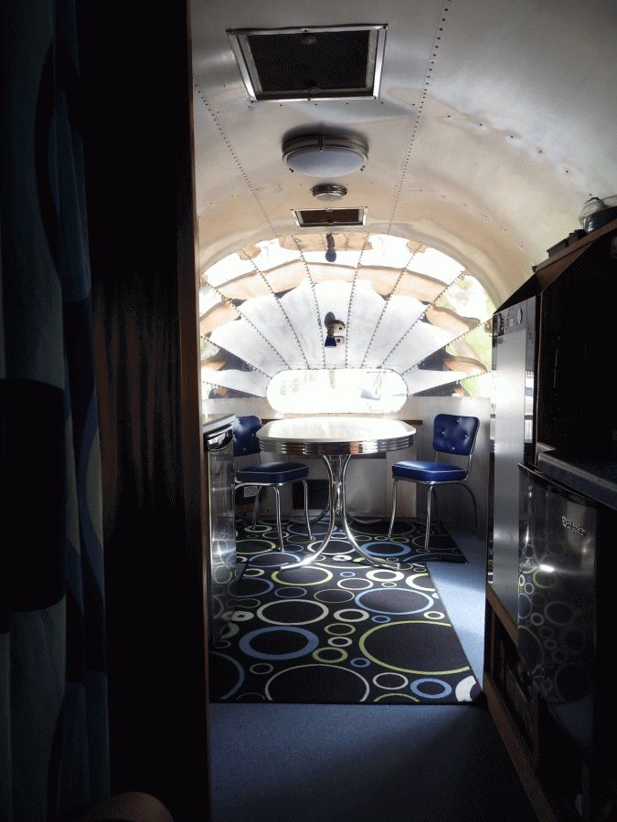 571 best images about airstreams in love on pinterest for Airstream decor