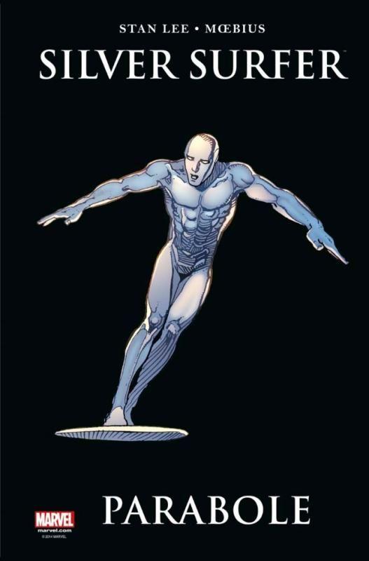 Parabole - (Moebius / Stan Lee) - Super Héros [SUPER HÉROS, une librairie du réseau Canal BD]