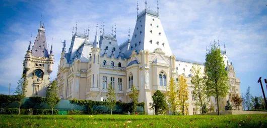 Cele mai frumoase palate din România