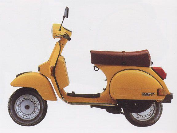 Vespa 200 PX Classic