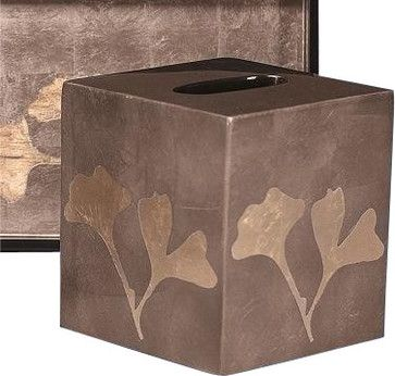 Ginko Boutique Tissue Holder asian-bathroom-accessories