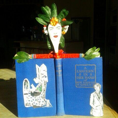 Fridabook back - Frida Kahlo