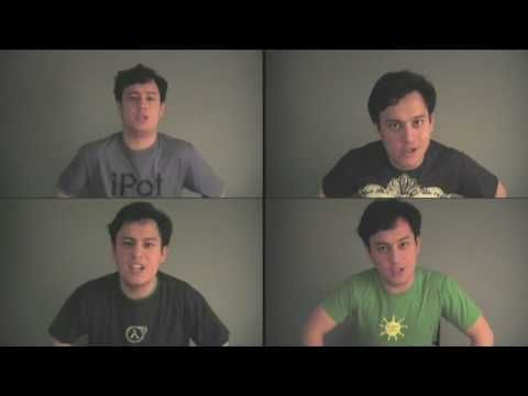"""""""John Williams is the Man"""" Star Wars Acapella ~ Moosebutter cover.  (For some reason this kid is my favorite.)"""