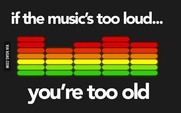 Loud is better \,,/   #life #hacks #music #bandadda