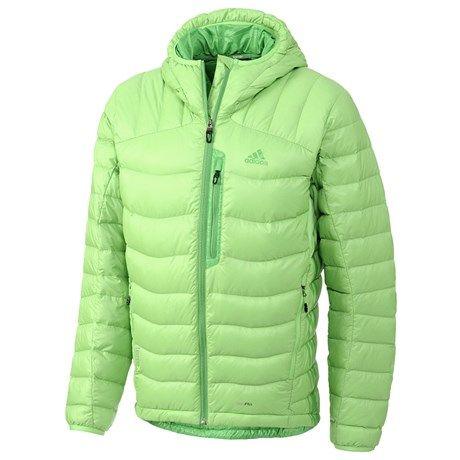 Adidas Terrex Korum Down Jacket - 700 Fill Power (For Men) - Save 66