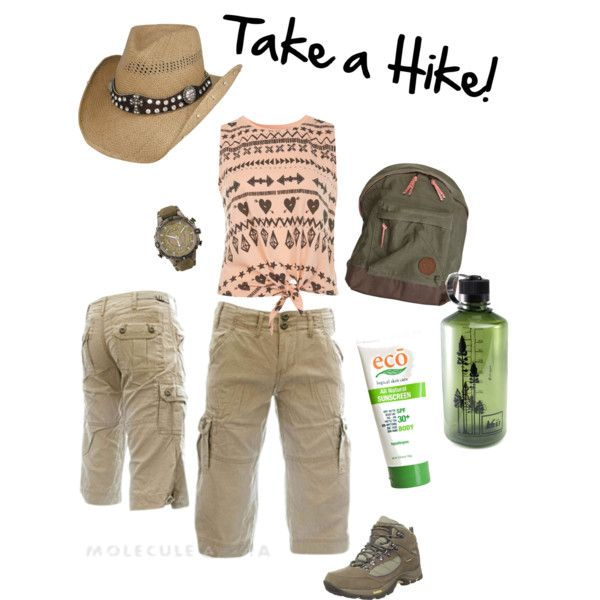 Take a Hike! Hiking and Camping Clothes for Women