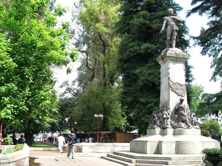 Plaza de Armas, Chillán