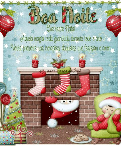 Boa Noite Natal Imagem 5