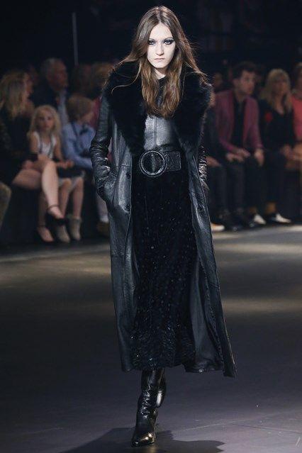 Saint Laurent - Autumn/Winter 2016-17 Ready-To-Wear - NYFW (Vogue.co.uk)