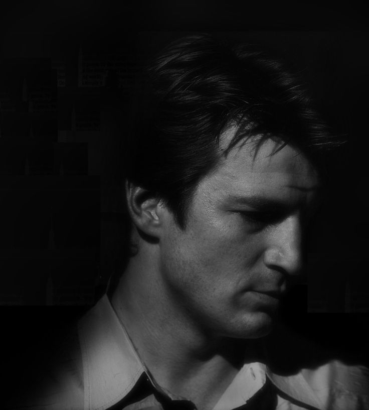 Nathan Fillion - So. Lickable.