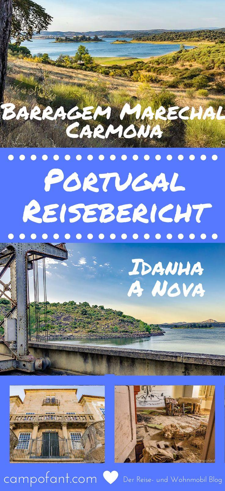 Ein Portugal Reisebericht. Wir verbringen längere Zeit am Barragem Marechal Carmona. Von dort aus starten wir mehrere Foto-Touren nach Idanha Nova und einem Lost Place in der Nähe.  Lass dich mit diesem Reisebericht ins portugiesische Hinterland entführen und entdecke verlassene Orte und romantische Idylle.