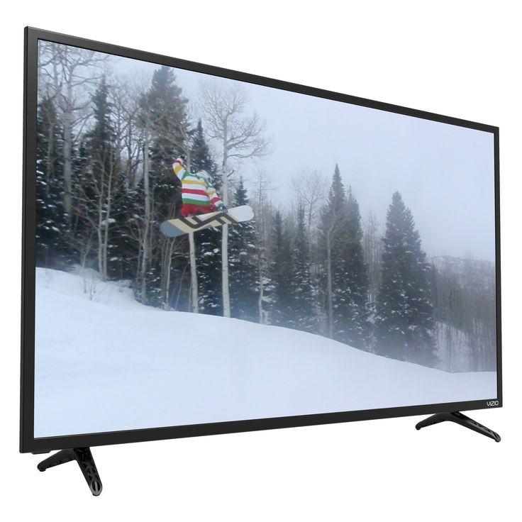 Vizio Wifi-E43U-D2 Refurbished 43-inch Smart LED Display Wifi Television