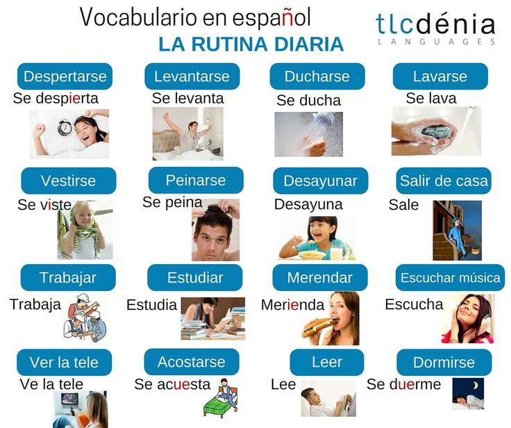 169 best Learn Spanish / Aprender español images on Pinterest