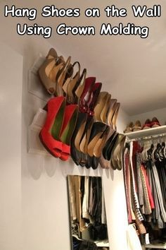 Diy Projects: 14 Useful Closet Organizing Tips