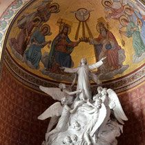 Groupe de l'Assomption- Chapelle du collège de Sainte Clotilde- Amiens