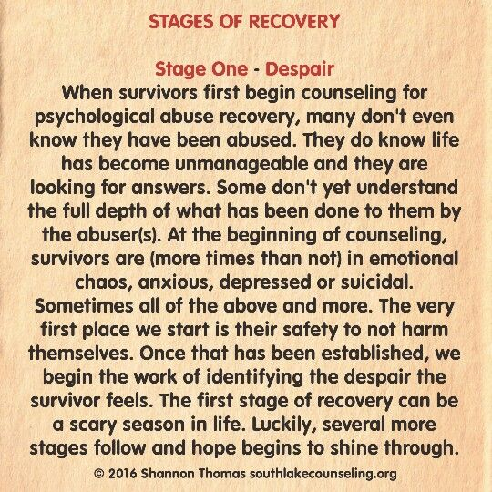 Yup, went through all the stages, but came out the other side, eventually, and happy as a clam now I might add!!!