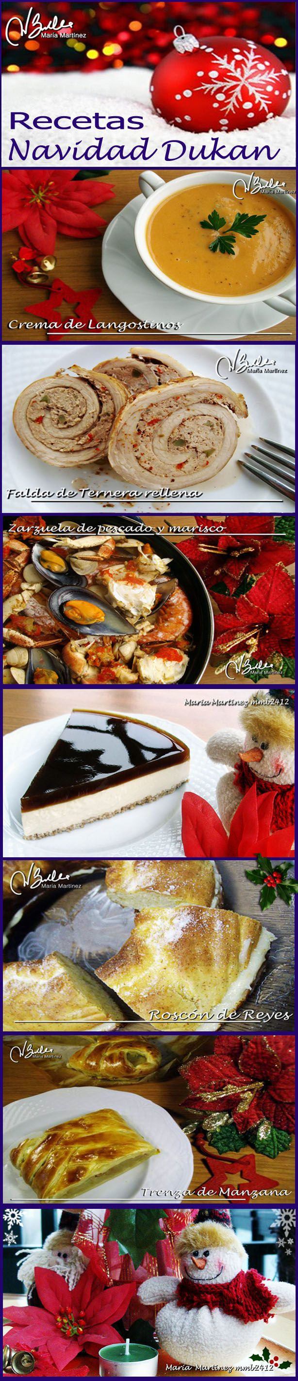 {Navidades Dukan} Recetas deliciosas para adelgazar también en Navidad  http://recetasdukanmariamartinez.com/category/8-navidad-dukan/