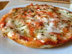 Al Caffè de la Paix: LA PIZZA AL PADELLINO DI TORINO FATTA IN CASA: LA RICETTA (detta anche PIZZA AL TEGAMINO)