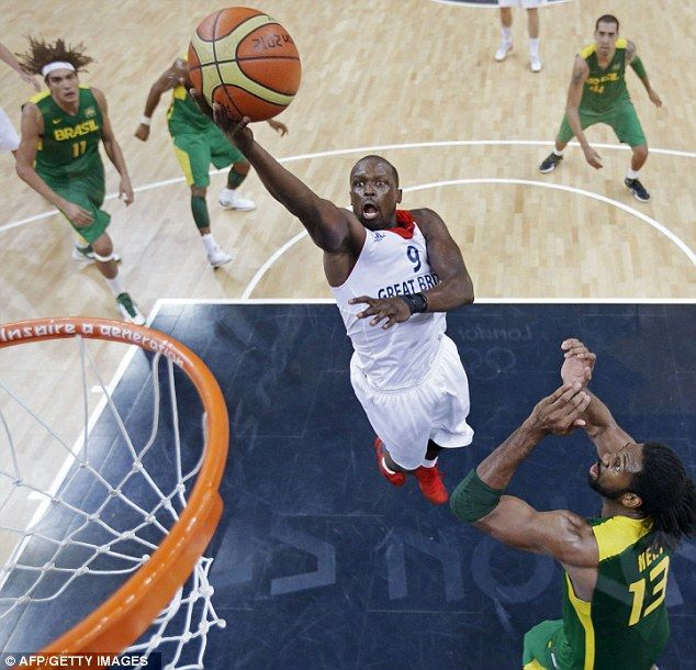 Great Britain 62 Brazil 67: Deng's magic fails to inspire hosts to basketball victory    Read more: http://www.dailymail.co.uk/sport/olympics/article-2181698/London-2012-Olympics-Great-Britain-62-Brazil-67-basketball.html#ixzz22ETtyl00