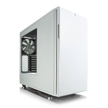 Fractal Design Define R4 White Case with Side Window : image 1