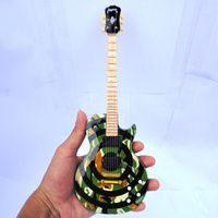 Miniatur Gitar Epiphone Les Paul Zakk Wylde Camo