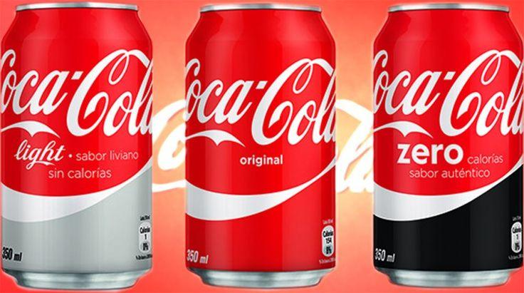 ¡Adiós a la Zero y la Light! Coca-Cola tendrá una única etiqueta roja | Empresas