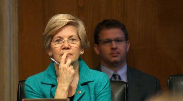 Elizabeth Warren Bashes GOPer Who Called Reporter 'Sweetheart'