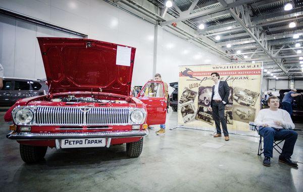 #Ретро на Московском Тюнинг Шоу 2014 #Moscow #Tuning #Show 2014 #выставка #выставки #автомобили #мотоциклы #тюнинг #автозвук #аэрография #стайлинг #мототехника #крокусэкспо #msk #expo #cars #moto #trucks