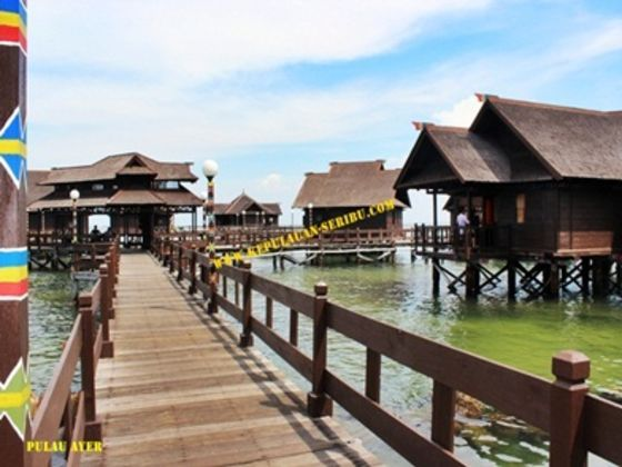 Pulau Seribu Island   Travel Island Resort