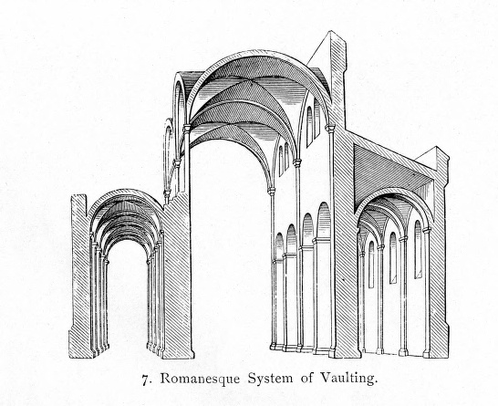 Romanesque System of Vaulting