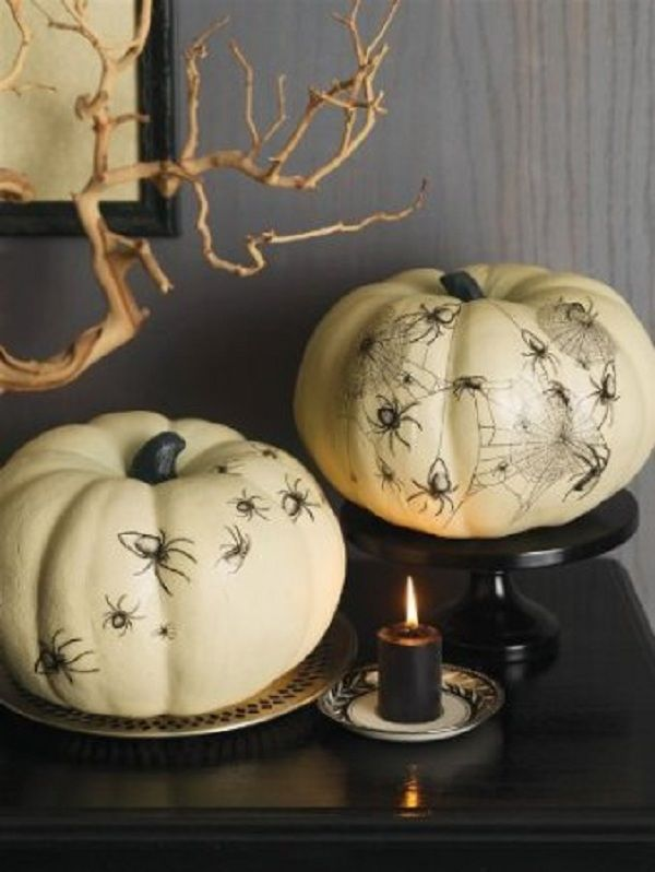halloween 2013 black and white pumpkin transfers cupcakepedia
