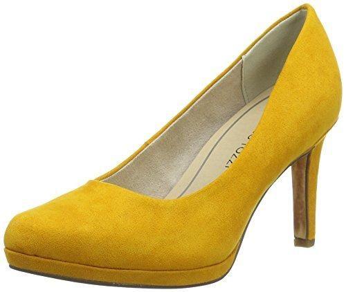 Oferta: 35.95€ Dto: -54%. Comprar Ofertas de Marco Tozzi 22414, Zapatos de Tacón para Mujer, Naranja (Mango 637), 39 EU barato. ¡Mira las ofertas!