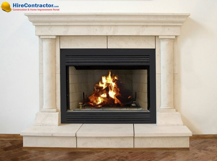 how to make gas fireplace burn more orange