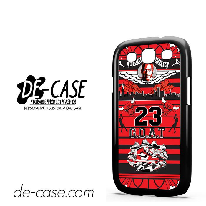 Michael Jordan Too Fly DEAL-7172 Samsung Phonecase Cover For Samsung Galaxy S3 / S3 Mini