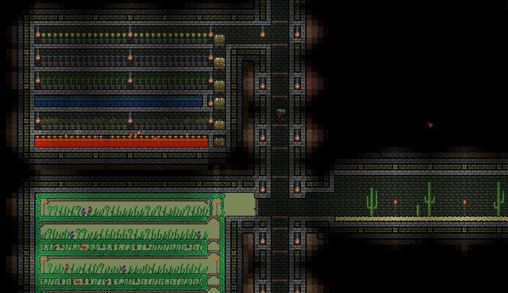 Terraria Crafting Room Layout Google Search Room