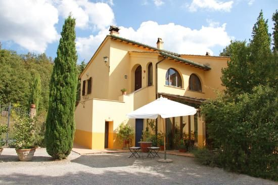 "PRESTIGIOUS FARMHOUSES FOR SALE IN TUSCANY ""LA GHIANDAIA"" Touristic Businesses and Hotels TUSCANY Siena"