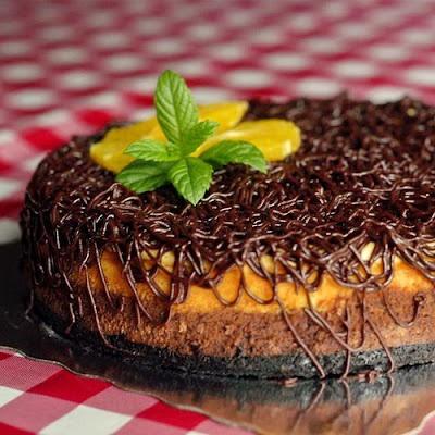 Chocolate Orange Cheesecake: Cheese Cake, Chocolates, Sweet, Cheesecake Heaven, Recipes Cheesecake, Food, Cheesecake Recipes, Chocolate Orange Cheesecake