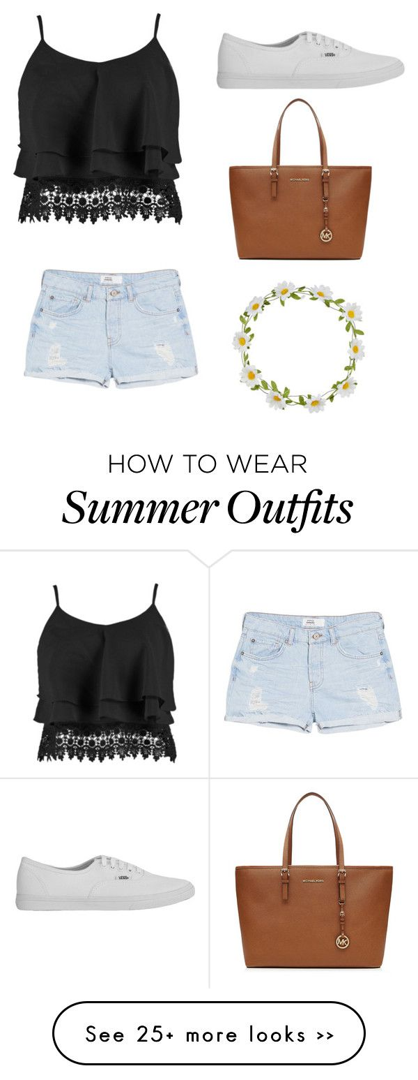 """""""summer outfit"""" by noemie-18082002 on Polyvore"""
