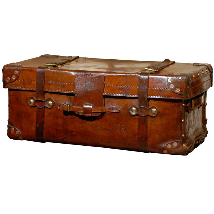 368 best Bagagerie images on Pinterest | Vintage luggage, Vintage ...