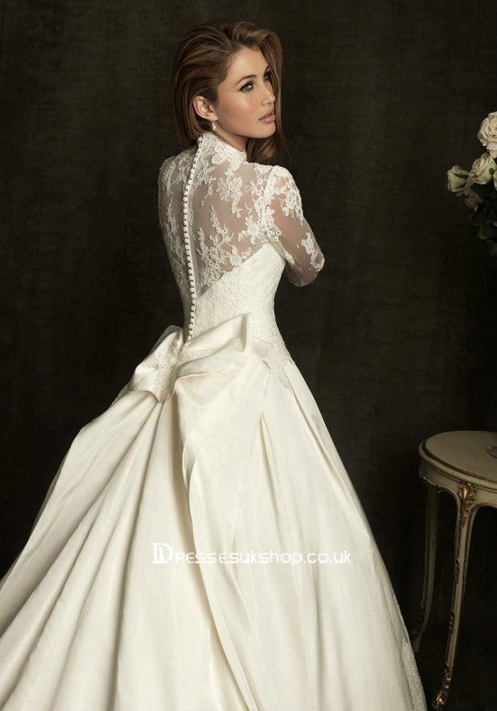 Best 25 kate wedding dress ideas on pinterest kate middleton princess kate wedding dress kate princess style ball gown wedding dress online bgwm001 junglespirit Images
