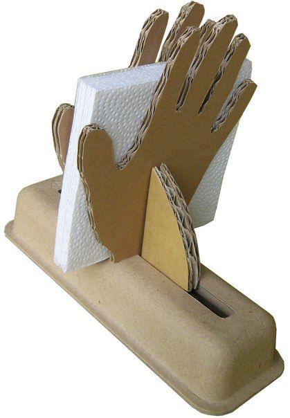 «Чудо-картон» интересное из мира картона