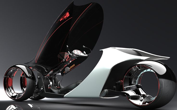 am  Future Motorcycles...