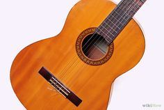 How to Buy a Good Acoustic Guitar: 5 Steps (with Pictures)""