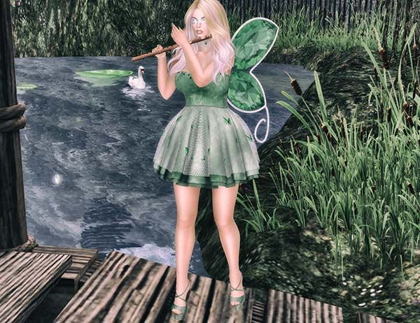 Photos Location: The Land of Tarinfell ✿ head appl: WoW Skins – Kelly Tan Catwa applier – Exclusive @ The Chapter Four hair: Exile::- Closure – Mainstore eyes: MESANGE – Eti…