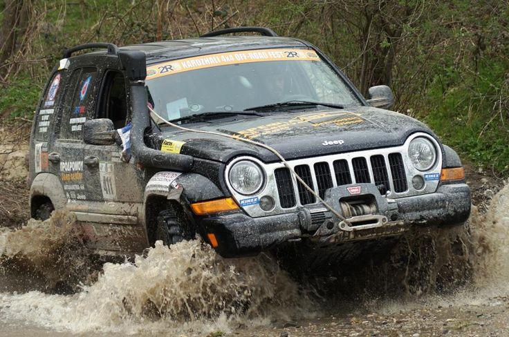 Offroad ready Jeep Liberty Jeep liberty